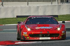 Mehr Sportwagen - Doppelsieg f�r Ferrari: 24h Barcelona - Sieg f�r Praha