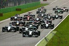 Formel 1 - Zuschauer w�nschen sich viele Teams : Umfrage: Fans gegen Parrs Vision