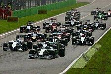Formel 1 - Am Ende knallte es doch: Italien GP: Die 8 Antworten zum Rennen