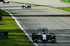 Formel 1 - McLaren schw�chelt im Rennen: Italien GP: Team f�r Team