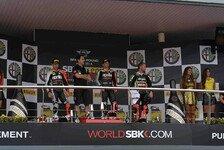 Superbike - Schwarzer Sonntag f�r Baz: Sykes: Mehr war einfach nicht drin
