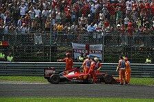 Formel 1 - Zustand von Ferrari bedauernsw�rdig: Fiat-Boss: Performance inakzeptabel