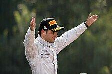 Formel 1 - Williams ist wieder da: Massa hat Ferrari im Herzen