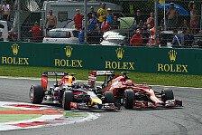 Formel 1 - Vettel wieder geschlagen: Ricciardo, der �berholk�nig von Monza