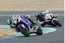 Superbike - Abschied von Suzuki in der WSBK: Eugene Laverty wechselt in die MotoGP