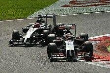Formel 1 - Button hinter sich gehalten: Mallya schw�rmt von Perez