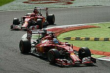Formel 1 - Zwei Punkte und ein Ausfall: Ferrari: Bittere Pille beim Heimspiel
