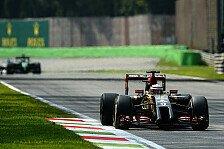 Formel 1 - Monza war eine Strafe: Lotus Vorschau: Singapur GP