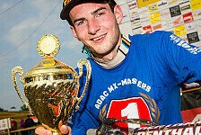 ADAC MX Masters - Ullrich holt vorzeitig zweiten ADAC MX Masters-Titel: Circa 10.000 Zuschauer auf dem Sch�tzenb�hlring