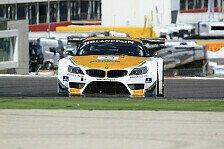 Blancpain GT Serien - Bestplatzierter BMW Fahrer im Feld: Portimao: Starke Leistung von Zanardi in der Hitze