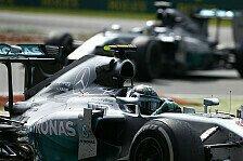 Formel 1 - Coulthard vergleicht Hamilton mit Mansell: Stewart: Nico hat weniger emotionalen Ballast