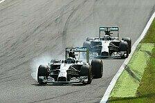 Formel 1 - Es liegt in den H�nden von Mercedes: Prost: Mercedes-Rivalit�t wird andauern