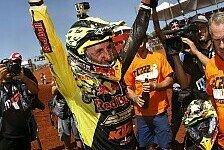 MX/SX - F�nfter Weltmeistertitel in Folge: Tony Cairoli ist MXGP-Weltmeister 2014
