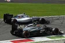 Formel 1 - Ein normaler Rennunfall: Magnussen: R�ckendeckung von der Konkurrenz