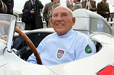Formel 1 - Vierfacher Vizeweltmeister: Sir Stirling Moss wird 85