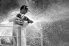 Formel 1 - Bilder: Italien GP - Black & White Highlights