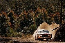 WRC - VW-Duo nur durch ein Zehntel getrennt: Australien: Meeke Schnellster im Shakedown