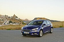 Auto - Modernes Design und fortschrittliche Technikl�sungen: Neuer Ford Focus vorgestellt