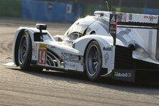 WEC - Porsche-Testfahrten in Magny-Cours