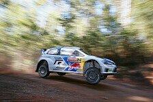 WRC - Video: VW: Vorschau auf Rallye Australien