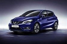 Auto - Mutiges Design und starke Technikfeatures: Nissan Pulsar: Innenraumwunder
