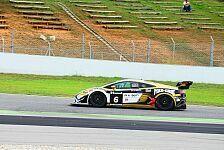 Mehr Sportwagen - R�ckschl�ge bestimmen Rennverlauf: Leipert Motorsport: Zufriedenheit mit Zielankunft