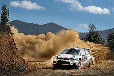 WRC - Falsche Reifenwahl sorgt f�r F�hrungswechsel: Australien: Duell zwischen Ogier und Latvala