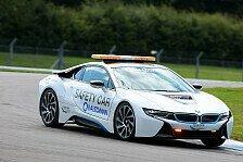 Formel E - BMW i8 und BMW i3 im Einsatz: BMW stellt Safety Car in der Formel E