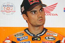 MotoGP - Pedrosa selbstkritisch: 2014 lief nicht nach Plan