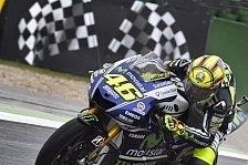 MotoGP - Yamaha-Doppelf�hrung in wichtiger Session: Rossi im letzten Training vorn