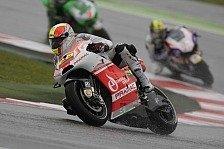 MotoGP - Iannone crasht gleich doppelt: Pramac: Hernandez pokert sich auf Platz zwei