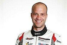 ADAC GT Masters - Neuer Ersatzfahrer f�r Mario Farnbacher ab Sachsenring: Lukas startet f�r Farnbacher