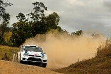 WRC - Duell um Rang drei: Australien: Ogier baut F�hrung aus