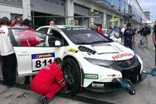 VLN - Kurze Premiere für den WTCC-Honda
