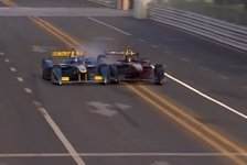 Formel E - Video: Horror-Crash von Nick Heidfeld in Peking