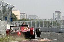 Formel E - Der leiseste China-Kracher : Peking-Premiere: Die gro�e Analyse
