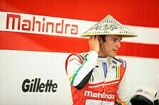 Formel E - Bruno Senna: Können um Siege kämpfen