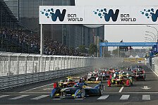 Formel E - Video: Peking-Premiere: Alle Highlights