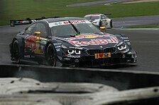 DTM - Ein Gl�cksspiel: Lausitzring: Die BMW-Stimmen zum Quali