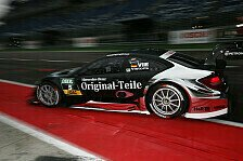 DTM - Wie stark wird Mercedes?: Scheider �ber Mercedes: Man f�hlt sich verarscht