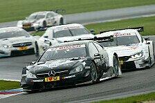 DTM - Starkes Rennen nach schwachem Qualifying: Vietoris pl�tzlich Meisterschaftszweiter