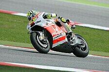 MotoGP - Zwei Ducati-Versionen für Iannone