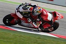 Moto2 - Rennen in den letzten Runden ruiniert: Folger sauer: Diese Strafe war zu hart