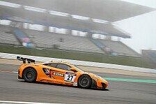 VLN - Nebel verhindert Renneinsatz für Dörr Motorsport