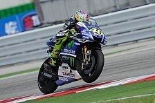 MotoGP - Marquez st�rzt im Duell mit dem Doktor : Heimsieg! Rossi triumphiert in Misano