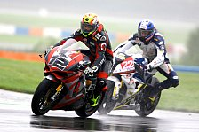 IDM - Motorr�der sorgen am Trainings-Samstag f�r Action in der Lausitz : SUPERBIKE*IDM meets DTM