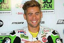 MotoGP - Neustart auf Aprilia: Bautista f�hrt bis 2016 bei Gresini