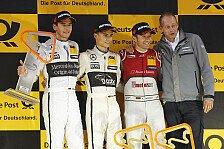 DTM - Individuelle Fehler: Lausitzring: Die Audi-Stimmen nach dem Rennen