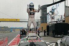 DTM - Triumphzug durch Europa: Wittmann: Sein Weg zum Titel