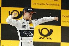 DTM - Ich bin mega-gl�cklich: Lausitzring: Die Mercedes-Stimmen nach dem Rennen